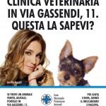Lucilla Agosti testimonial di ENPA Milano