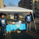 3 dicembre 2011: ENPA Milano in Piazza Wagner