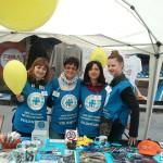7 febbraio, Piazza San Babila: Raccolta Fondi