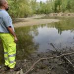 Parco delle Cave, Naviglio Martesana e vie d'acqua a secco, ENPA Milano chiede l'intervento dei VVFF