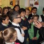 La terza elementare della scuola Rinnovata in visita a ENPA Milano