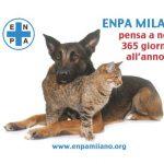 6 e 7 ottobre: Giornata degli animali. Tornano in piazza i volontari di ENPA Milano. Scopri dove