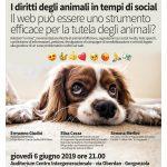 Gorgonzola 6 giugno ore 21: I diritti degli animali in tempi social