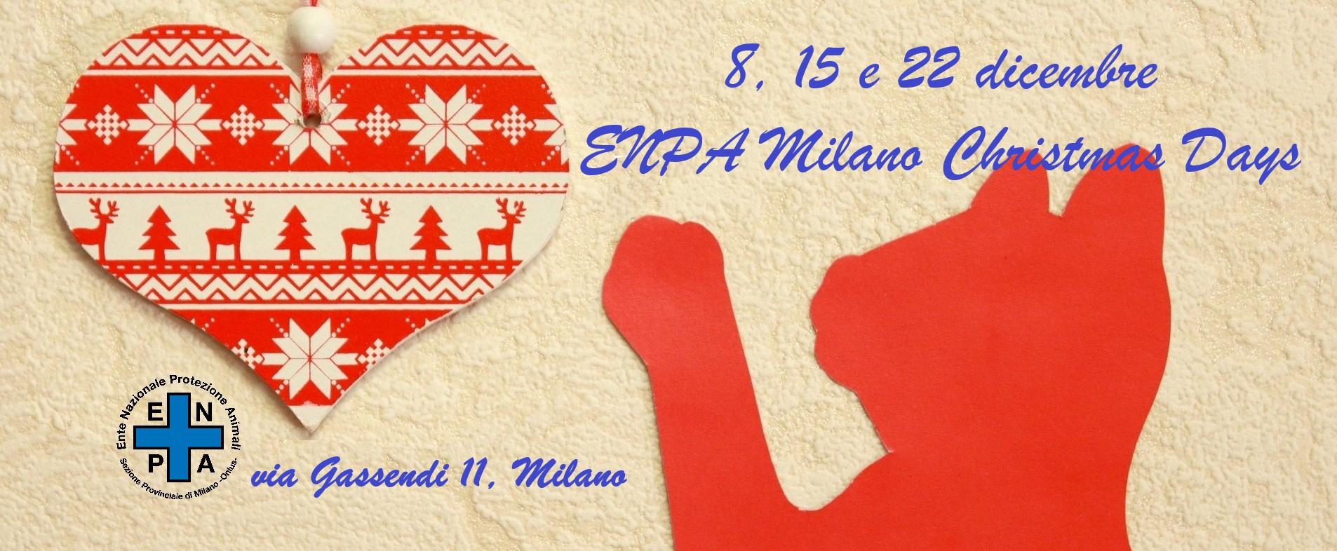Per Natale scegli i regali solidali di ENPA Milano