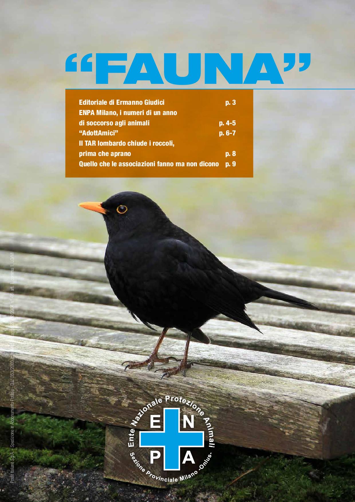 Fauna edizione 2019