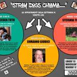 Stasera alle 18 video call in diretta con Ermanno Giudici sui canali Facebook e youtube di Stray dogs