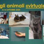 """""""Giornata degli animali virtuale"""" 3 e 4 ottobre 2020"""