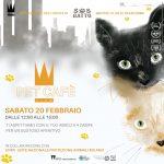 Sabato 20 febbraio: Aperitivo a quattro zampe Wanted clan e ENPA Milano